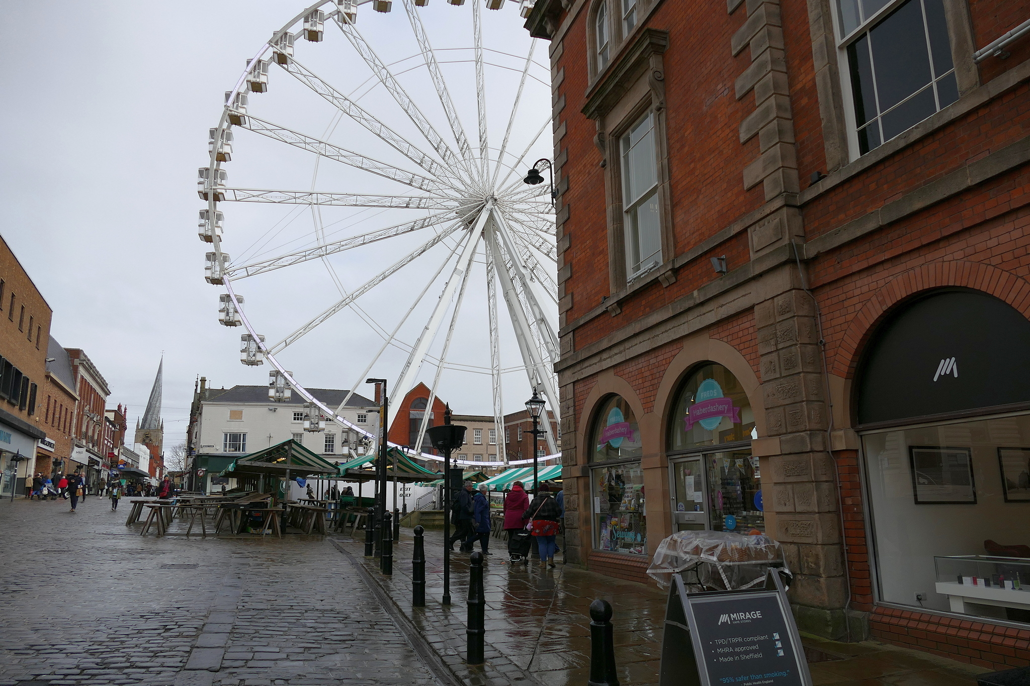 Chesterfield Market Place Wheel 013