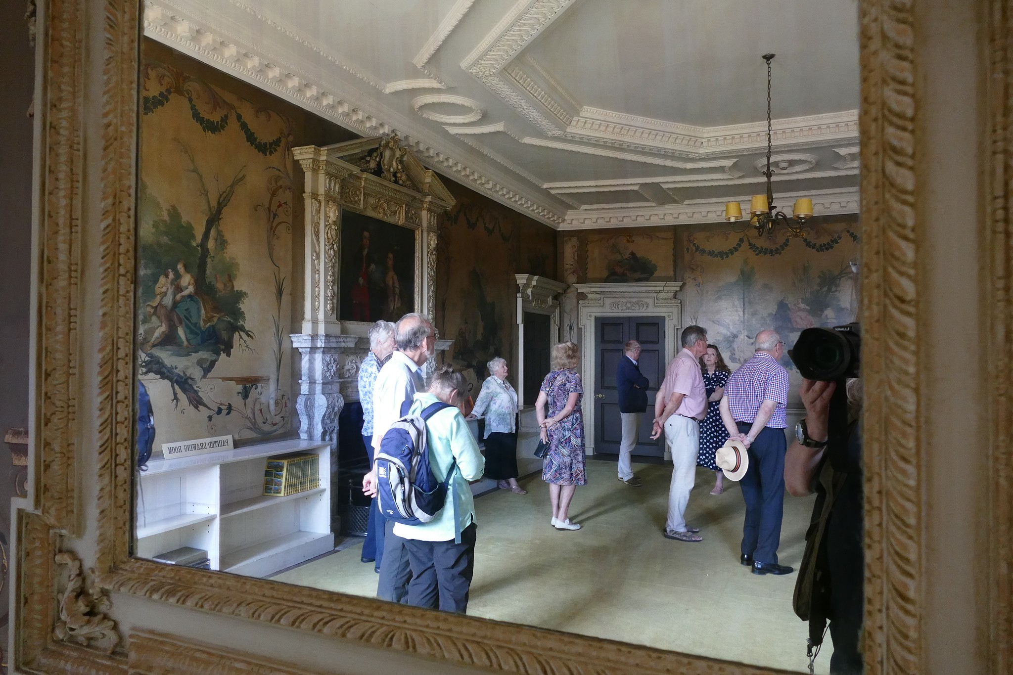 The Painted Drawing Room