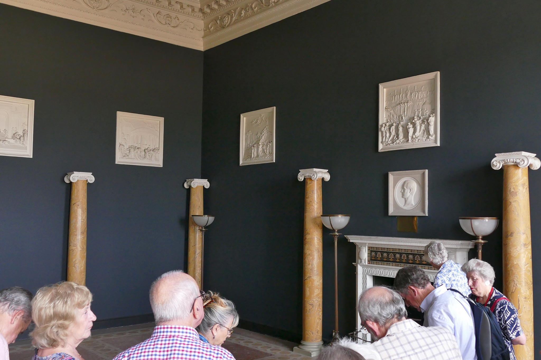 The Statuary Room