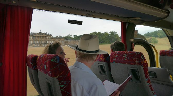 Visit to Wentworth  Woodhouse